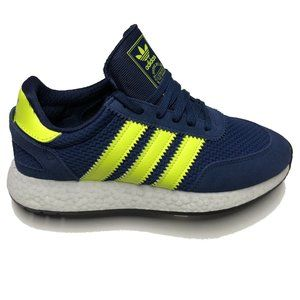 adidas I-5923 Blue / Yellow / White Mens Shoes